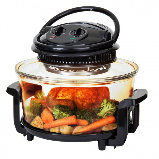 This review will breakdown some of the advantages and disadvantages of using a halogen oven.