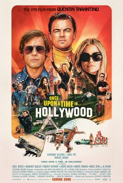 Tarantino's Tinseltown Tale: Once Upon A Time...In Hollywood