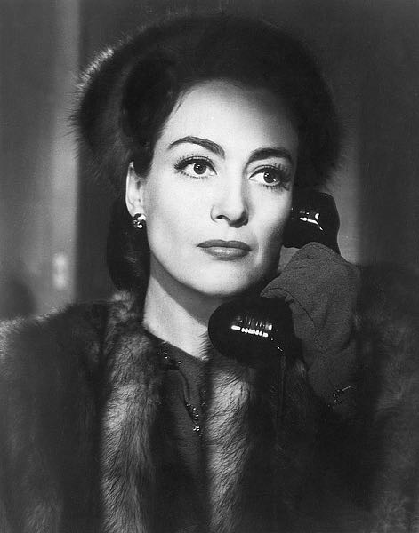 She won an Oscar for her riveting and heart breaking lead role as 'Mildred Pierce' in 1945. As a mother disrespected, this art actually imitated her real life.