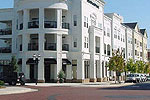 Govt photo: Birkdale Village boasts apartments, upper-story offices, boutiques, restaurants. and national retailers.