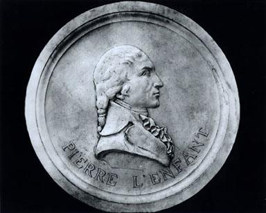 Pierre Charles L'Enfant, who laid out Washington, D.C. with Washington