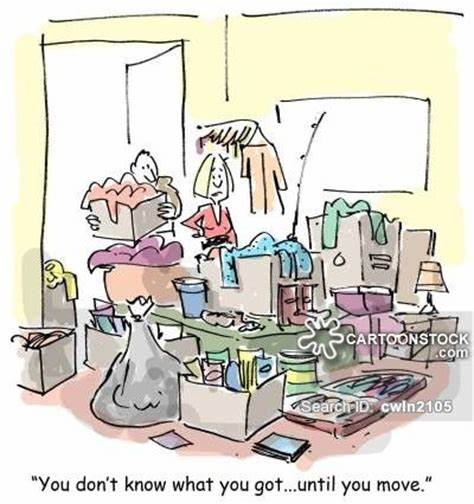 Packing makes you want to be a minimalist!