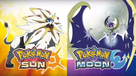 Pokémon Sun and Moon.