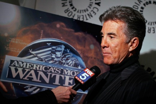 John Walsh, creator and host of America's Most Wanted which first aired in 1988. Photo courtesy of Fox 5 News.