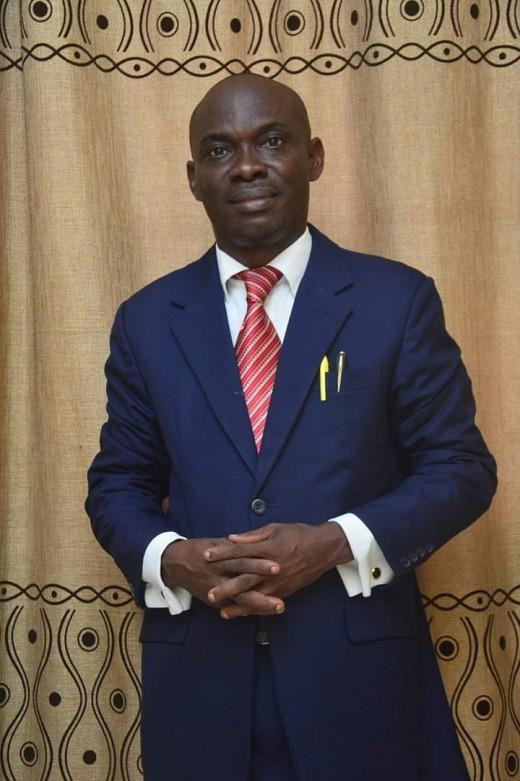Fr. Kenneth Chinkata Evurulobi, PhD (President of MARYSROSE, 71 Hospital Road, Aba, Abia State, NIGERIA)