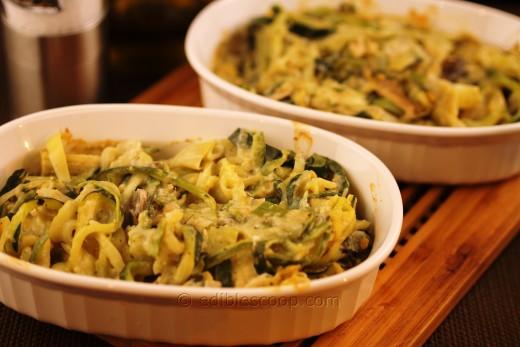 Vegan Tuna Noodle Casserole