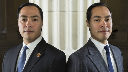 The Castro twins raised to be politicians