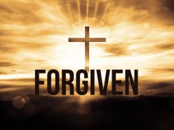 Sin repentance forgiveness