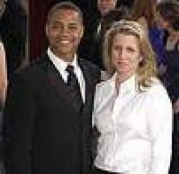 Cuba Gooding and Sara Gooding