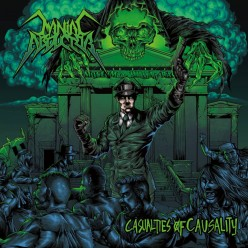 A Review of the Album Casualties of Causality by Finnish Thrash Metal Band Maniac Abductor