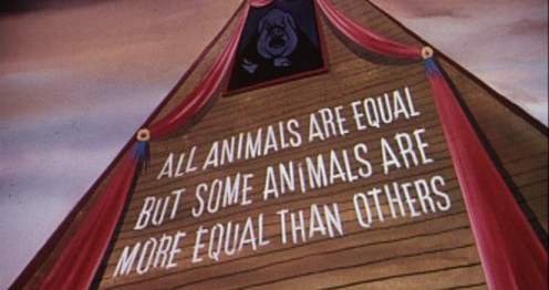 Disinformation: Animal Farm, the Soviet Union, and Democracies
