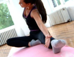 Using Exercise Mats