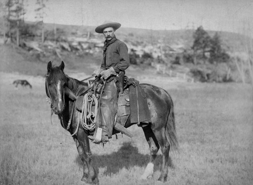 Photo credit: http://commons.wikimedia.org/wiki/File:Cowboy.jpg