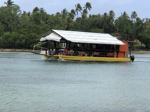 River Barge, Efate, Vanuatu, New Caledonia