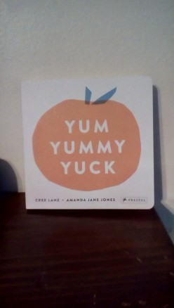 A Teaching Tool in an Adorable Picture Book for Toddlers Who Put Everything in Their Mouth