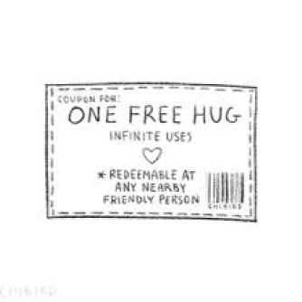 Virtual hug!