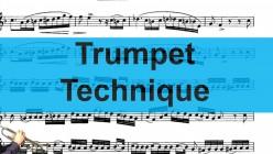 Trumpet Technique.