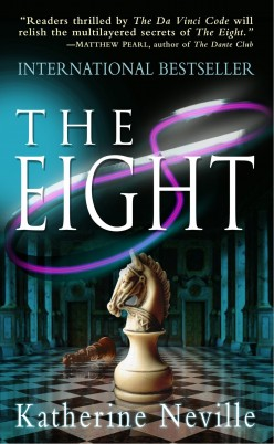 The Eight: A Kind of, Sort of, Almost Good Tale That Could Have Perfection