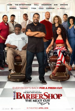 Barbershop 3: A Modern-Day Parable is Truly