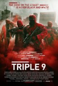 Triple 9 Is a Gritty Action Cop Flick