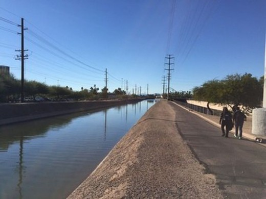 In late 1992, Angela Brosso left for a bicycle ride on a bike path that runs through the city of Phoenix.