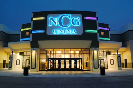 NCG Cinema in Lansing, another IMAX venue