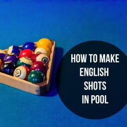 Learning Pool Shots: Left and Right English