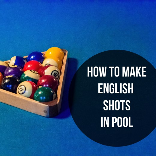 "What does ""left English"" and ""right English"" mean? Learn about these pool shots—and how to make them—in this article."