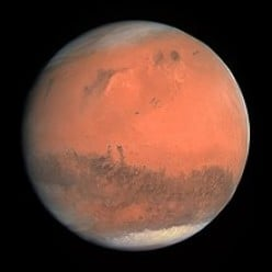 Spaceship Earth, Mars, our second home? (and how will we get there?)