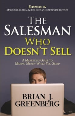 The Salesman Who Doesn't Sell!