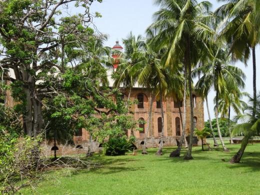 Penal Colony Hospital, Isle Royal Island, Salvation Islands