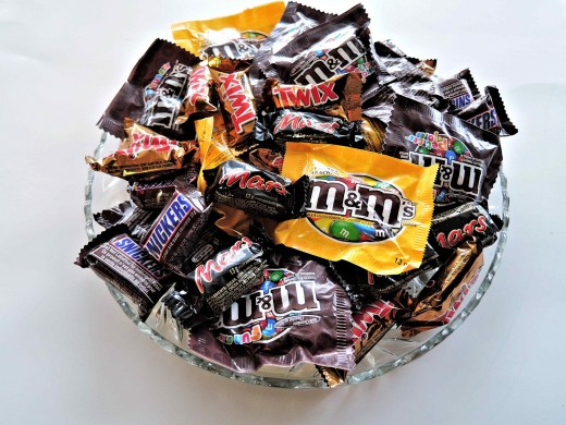 Trick-or-Treat Candy