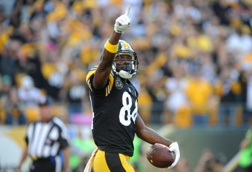 Is Antonio Brown the Best Steelers Wide Receiver of All Time?