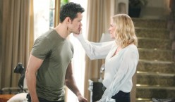 Brooke and Hope Attempt to Take Douglas From Thomas on the Bold and the Beautiful.