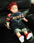 How to Make the Evil Halloween Buddi Doll Chucky