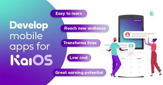 4 ways KaiOS is spurring new interest in mobile development by Harshdeep Vaghela (09/30/2019) https://www.kaiostech.com/4-ways-kaios-is-spurring-new-interest-in-mobile-development/