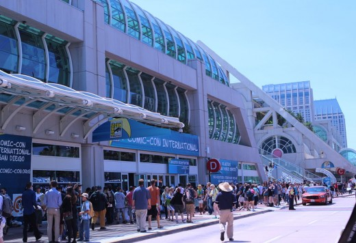 Comic Con - A Networking Opportunity