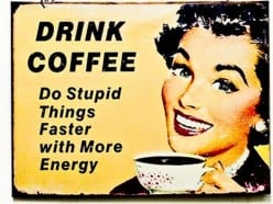 What Harm is Caffeine?