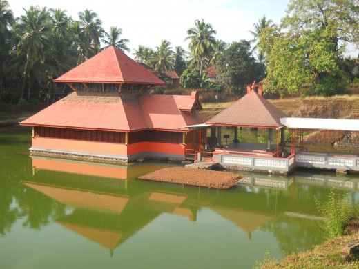Ananthapura Lake Temple near Kumbla