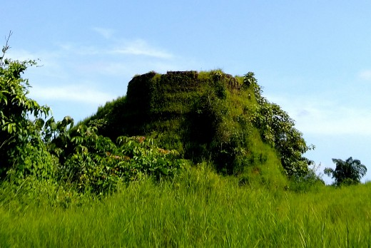 Kumbla Fort near Kumbla river