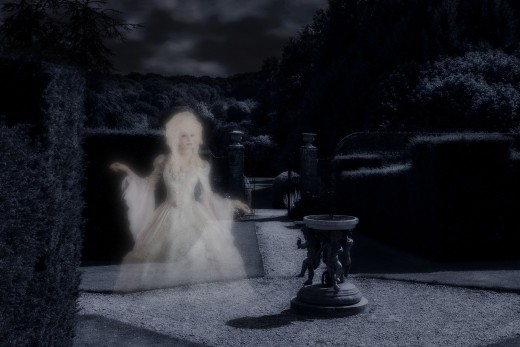 Female ghost