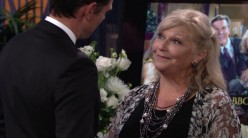 The Young and the Restless Shocker Theo May Be Dina's Grandson