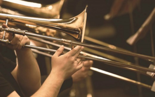 Learn the Proper slide positions for trombone.