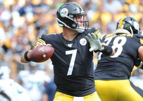 Ben Roethlisberger is one of the best Steelers quarterbacks of all time.