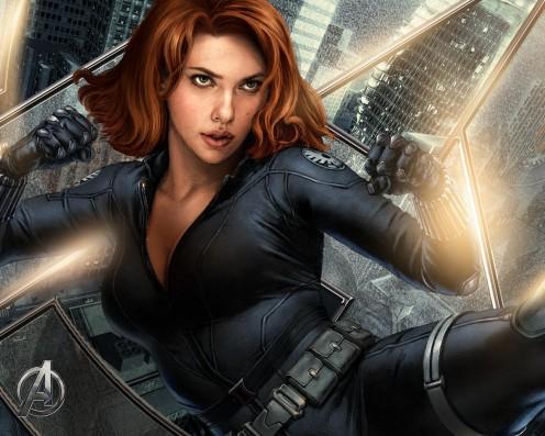 Black Widow Costume History