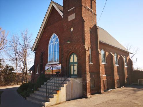 Fairbank United Church at 2750 Dufferin Street, Toronto