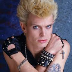 Favorites of the 80s - Best songs by Billy Idol