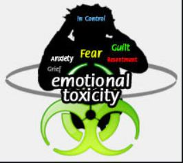 Contributors to emotional toxicity