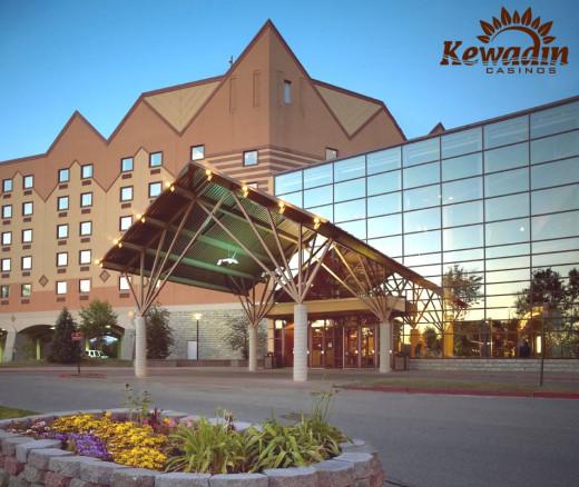 Kewadin Casino/Hotel, Sault Ste Marie, MI