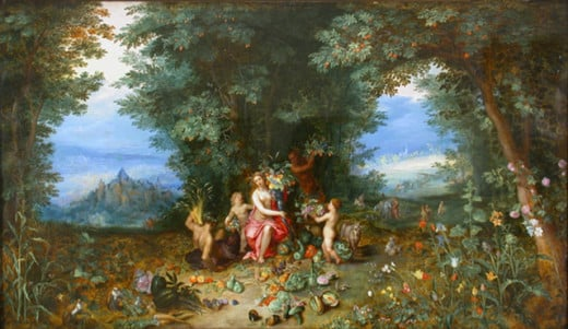 The Allegory of Earth